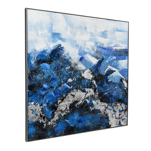 Blue Ocean Wall Decor