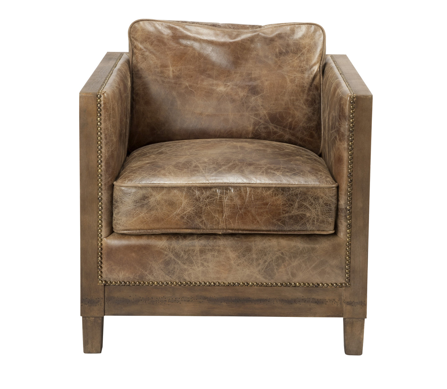 Darlington Club Chair - The Rustic Furniture Store