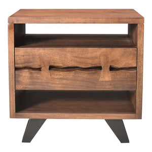 Madagascar One Drawer Nightstand