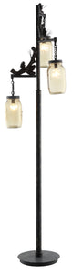Fire Catcher Floor Lamp