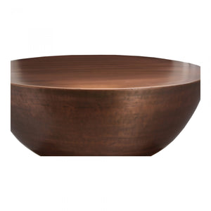 Conga Coffee Table Copper
