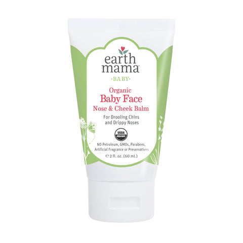 Earth Mama Organic Baby Face Nose & Cheek Balm