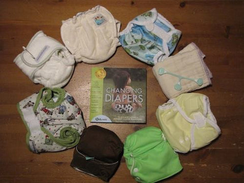 Private Cloth Diapering 101 Class
