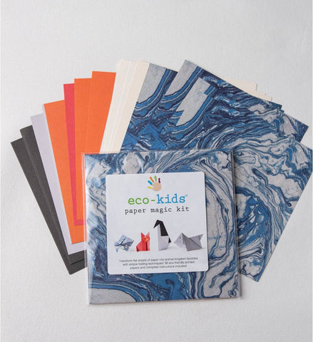 eco-kids Paper Magic Kit