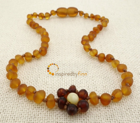 Inspired by Finn Amber Necklace (Youth's Sizes)