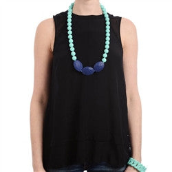 Chewbeads Greenwich Teething Necklace (Adult)