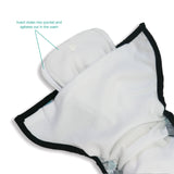 Thirsties Natural One Size Pocket Diaper (Snap Closure)