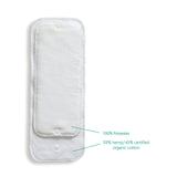 Thirsties One Size Pocket Diaper (Snap Closure)