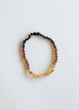 Canyon Leaf Baltic Amber Necklace (Adult's Sizes)