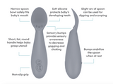 ezpz Tiny Spoon Twin-Pack