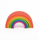 Dena Nesting/Stacking Small Rainbow Toy