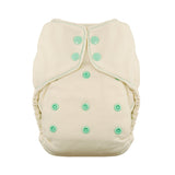 Thirsties Natural One Size Fitted Diaper
