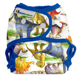 Best Bottom One Size All-in-Two Diaper Shell (Snap Closure)