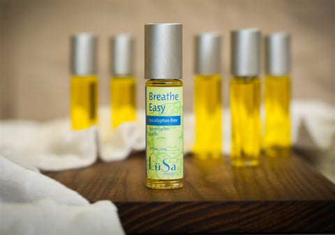 LuSa Organics Breathe Easy Roll-on