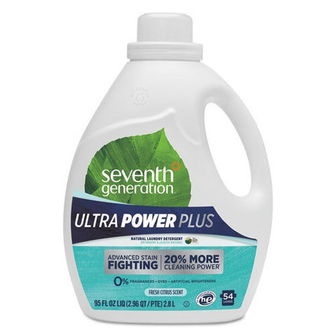 ecfd021f6034 Seventh Generation Ultra Power Plus Laundry Detergent 95oz (Available –  Bean Tree Baby