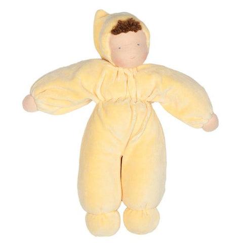 Evi Cotton Velour Waldorf Baby Dolls