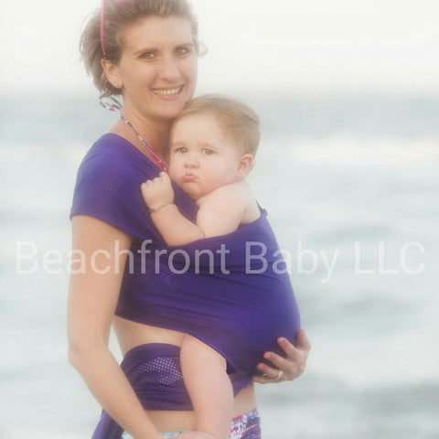 Beachfront Baby Mesh Wrap *CLEARANCE*