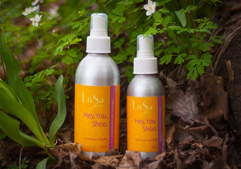 LuSa Organics Shoo! Bug Spray