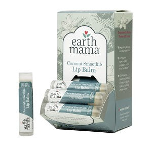 Earth Mama Coconut Smoothie Lip Balm