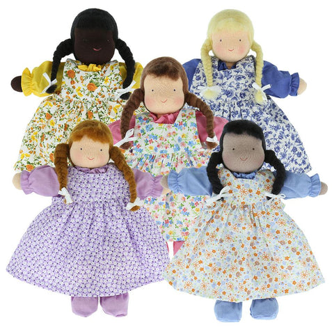 Evi Little Sister Waldorf Dolls