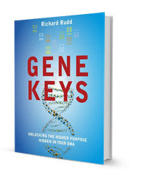 The GeneKeys Book by Richard Rudd