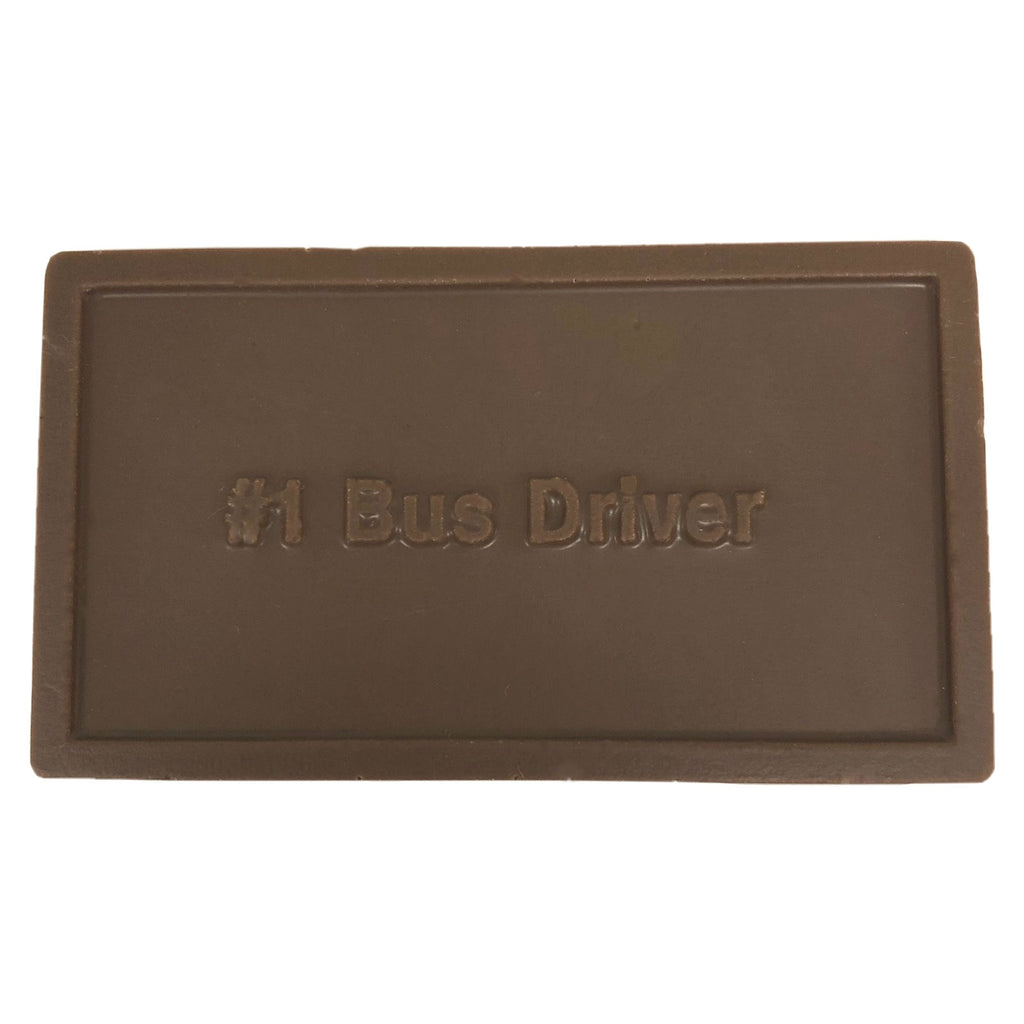 #1 Bus Driver Bar-Small