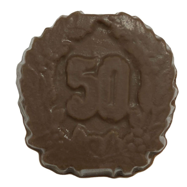 50 Medallion-Small