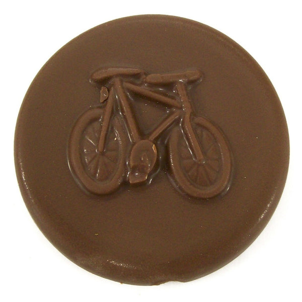 Bicycle Medallion Pop