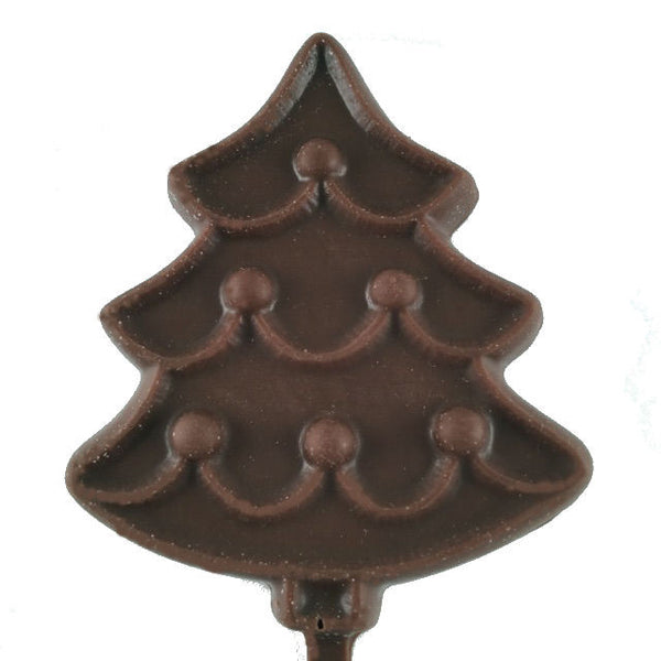 Christmas Tree Pop with Ornaments