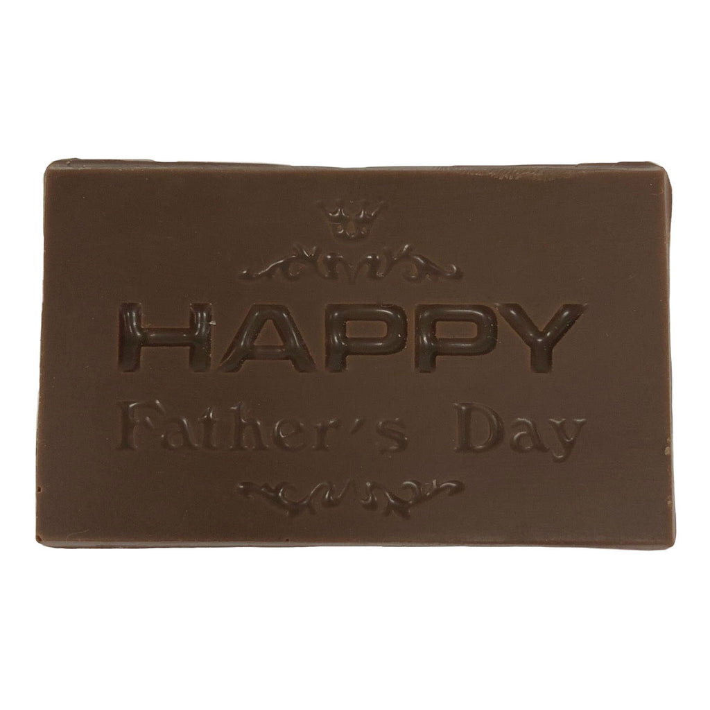 Happy Father's Day Bar- Small
