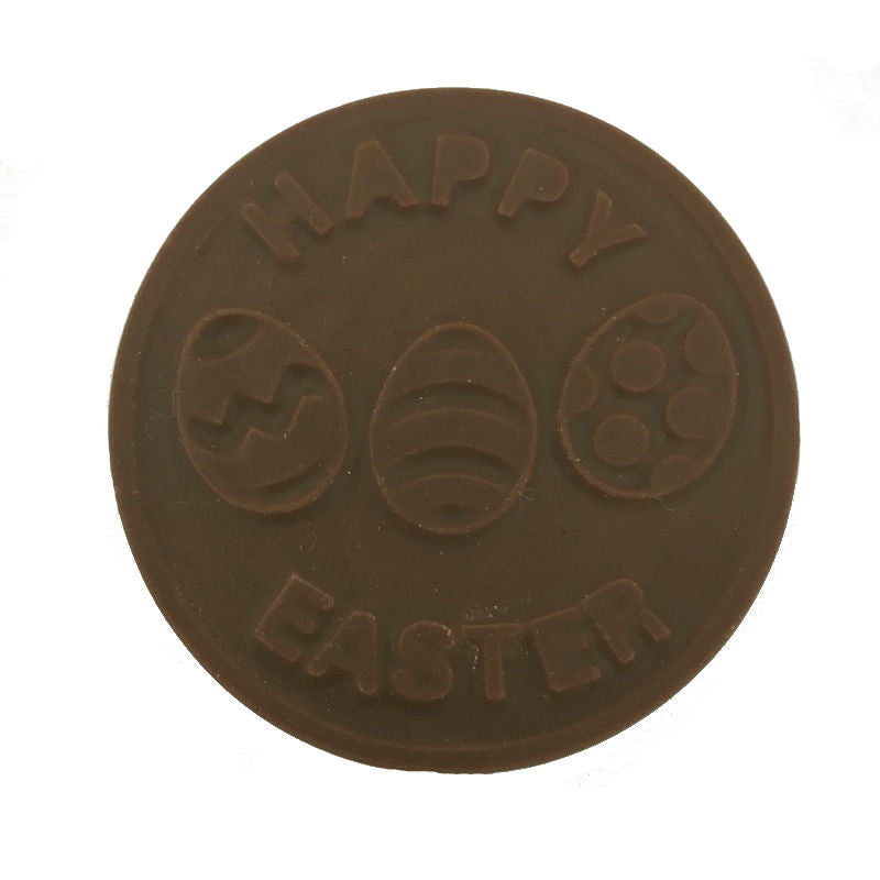 Happy Easter Medallion Pop