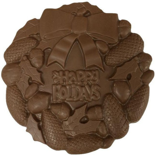 Happy Holidays Wreath-Large