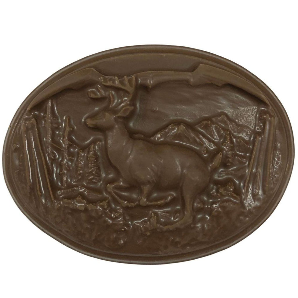 Hunter Bar-Deer Medallion