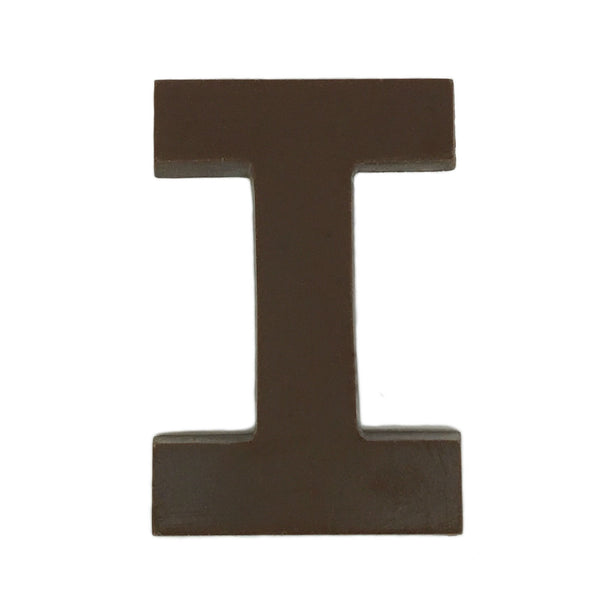 """Large Letters Molded Chocolate  Tagged """"letters""""  Krause's Chocolates"""