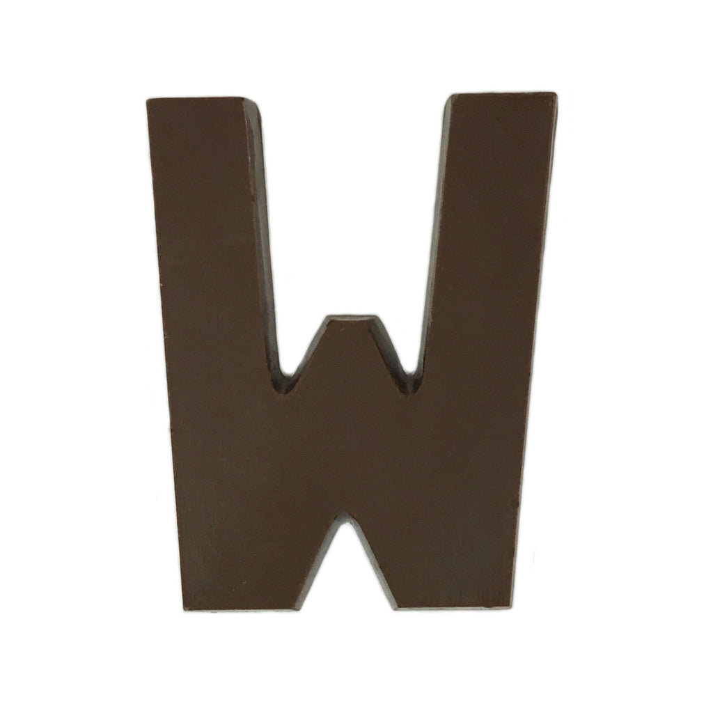 "Large Letter ""W"""