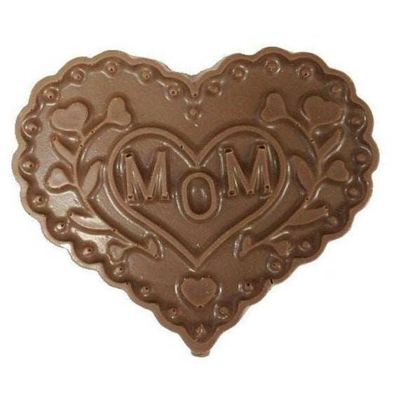 Mom Lace Heart Pop