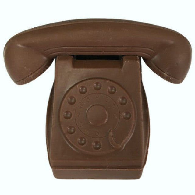 Rotary Phone with Receiver- 3D