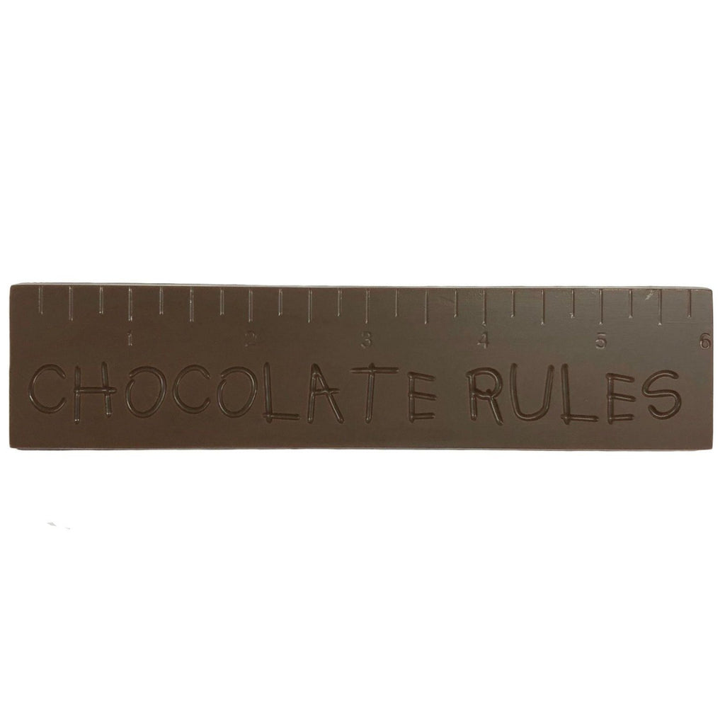 "Ruler-""Chocolate Rules"" (Teacher Set)"