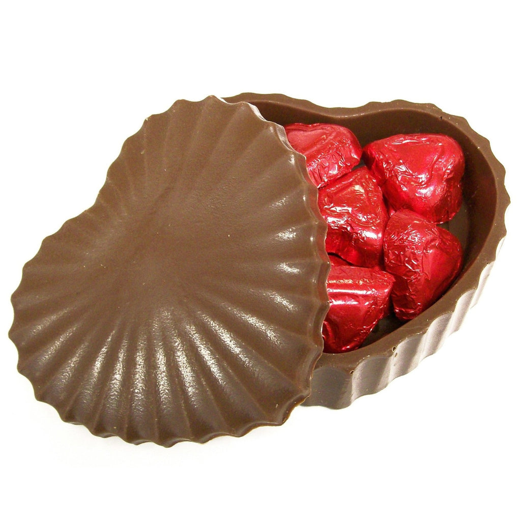 Scalloped Heart Box-Small