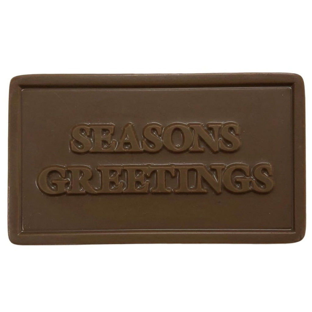 Seasons Greetings Bar- Small