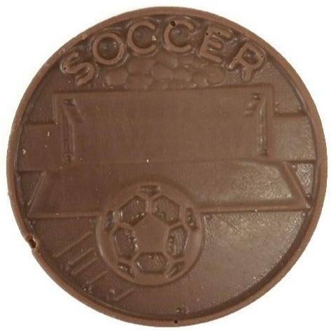 Soccer Medallion Pop
