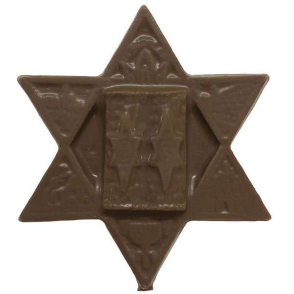 Star of David Chocolate Pop