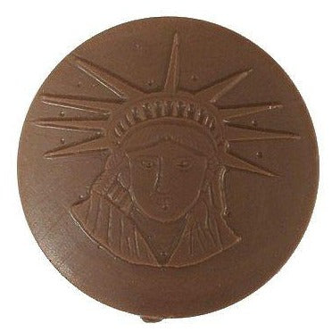 Statue of Liberty Medallion Pop
