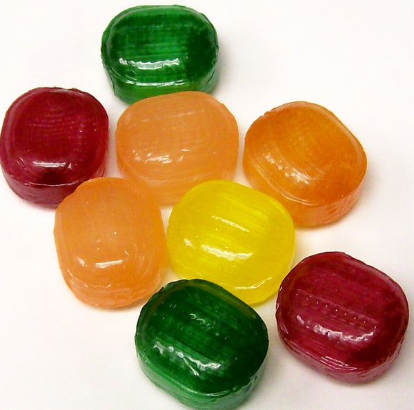 Sugar Free Fruit Flavored Hard Candy