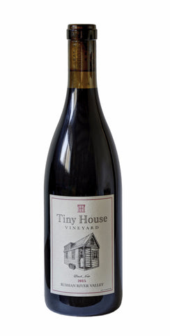 2015 Tiny House Vineyard Russian River Valley Pinot Noir