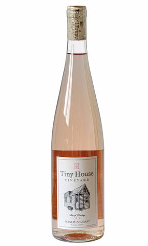 2016 Tiny House Vineyard Sonoma Coast Rosé of Pinotage