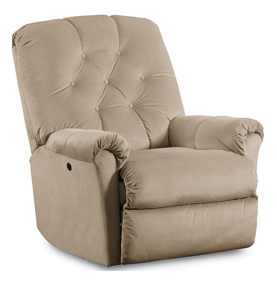 Lane Miles Pad-Over-Chaise Rocker Power Recliner