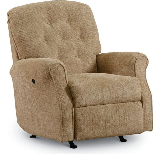 Lane Priscilla Hide-a-Chaise Rocker Recliner