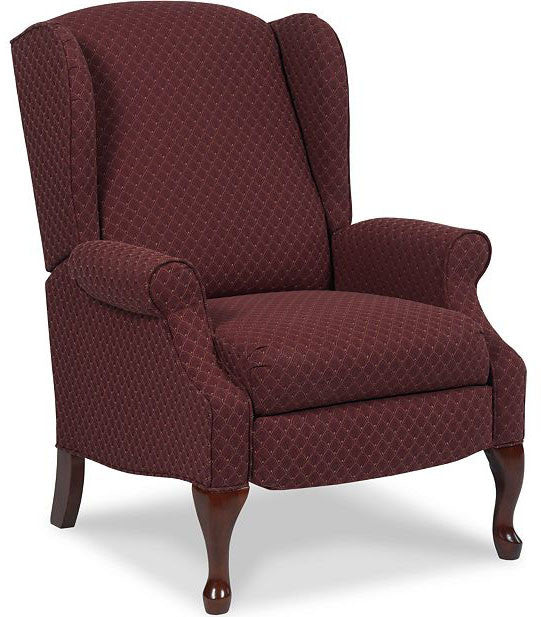 Lane Hampton Hide-a-Chaise High-Leg Recliner