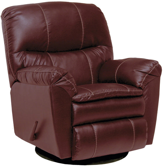 Catnapper 4415 Cosmo Swivel Glider Recliner Black